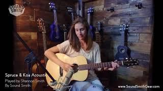 Spruce Koa SK10 - By Sound Smith