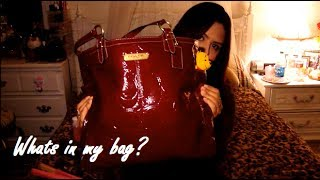 What's In My Bag? | Mslilshutterbug18