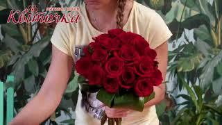 Букет невесты из роз своими руками: мастер класс