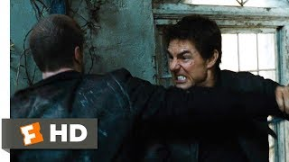 Jack Reacher: Never Go Back (2016) - Reacher's Revenge Scene (10/10) | Movieclips
