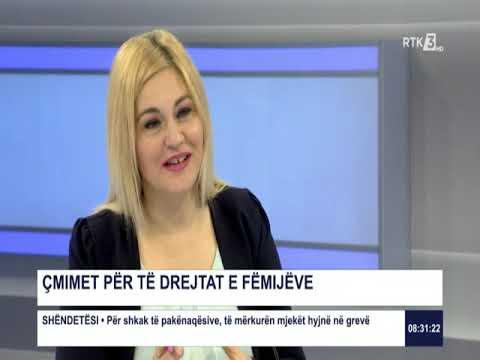 STUDIO E HAPUR - ÇMIMET PËR TË DREJTAT E FËMIJËVE 21.12.2018