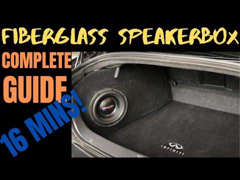 custom-fiberglass-subwoofer-box-|-built-for-trunk-corner-|-do-it-yourself-sub-box-fiberglass-|-q50s