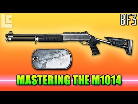 Mastering The M1014 Semi-Automatic Shotgun (Battlefield 3 Gameplay/Commentary)