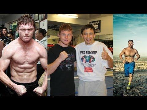 Сауль Альварес - тренировки и питание чемпиона/ Saul Alvarez Training