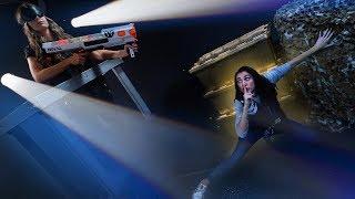 NERF Mission: Stealth Tower Defense Challenge