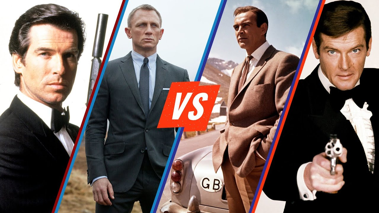 Who is the Best James Bond? | Versus | Rotten Tomatoes