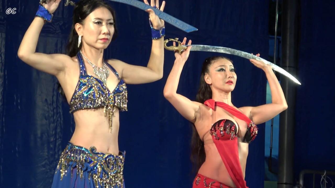 【4K】魅惑のベリーダンス③~Belly Dance Japan