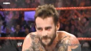 2010/2011: CM Punk 11th Titantron (HD)