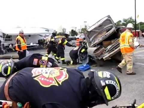 Palm Harbor Fire Rescue Extrication Team 2011 - Unlimited Pit