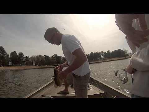 Oak Hollow Bass Fishing 2013