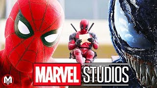 SPIDER-MAN and VENOM to the MCU!! NEW SONY / MARVEL DEAL...