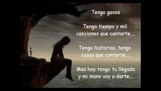 Andres Cepeda - Tengo Ganas (letra)