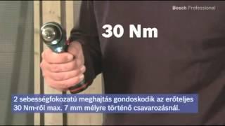 BOSCH Akkus fúrócsavarozók GSR 10,8 2 LI   GSR 10,8 LI