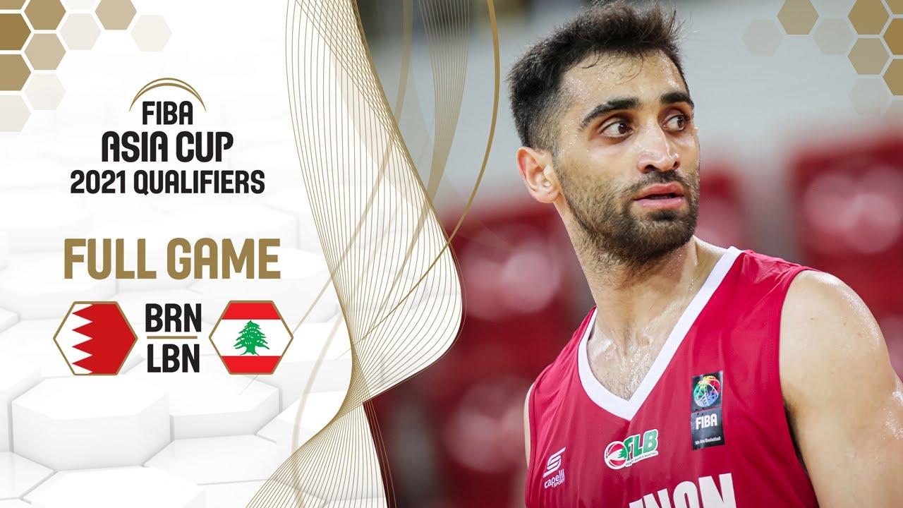 Bahrain v Lebanon | Full Game
