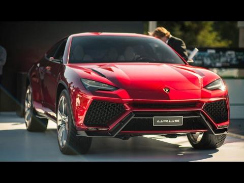 Lamborghini Price 2017 >> 2017 Lamborghini Urus SUV Review: PRICE,SPECS,INFO - YouTube