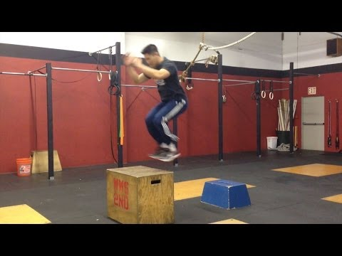 Increase your vertical jump : Plyometrics (Part 3/4)