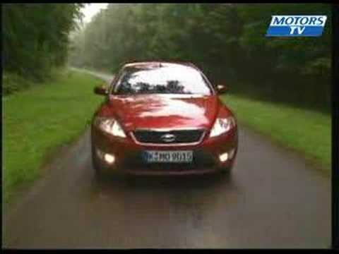 Ford Mondeo 2,5T car review