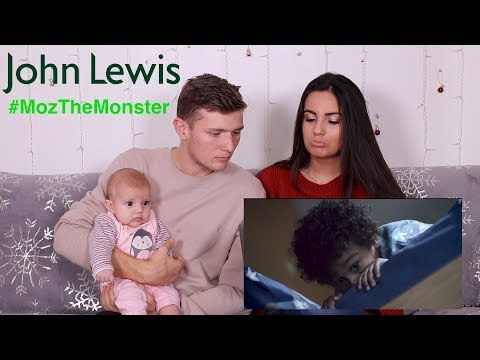Thumbnail: FAMILYS EMOTIONAL REACTION TO 'John Lewis Christmas Ad 2017 - #MozTheMonster'
