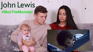 FAMILYS EMOTIONAL REACTION TO 'John Lewis Christmas Ad 2017 - #MozTheMonster'