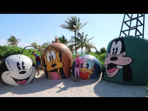 Intro to Castaway Cay during our cruise on The Disney Dream