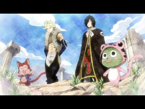 Sting and Rogue AMV - Centuries [Fairy Tail]