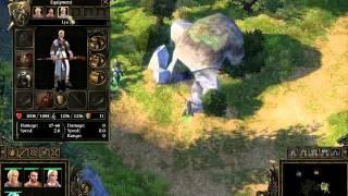 Spellforce 2 - Shadow Wars gameplay