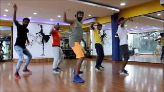 """Galti Se Mistake""| BollyMoves Choreography| Bharath Sindhe"
