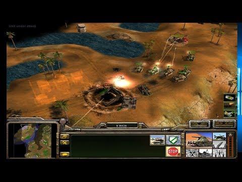 Command & Conquer General Zero Hour GLA army#13تختيم لعبة كوماندر اند كونكر