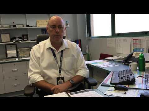 Detective Inspector Hodgman speaks on Operation Oscar-Demotic