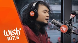 "Jireh Lim performs ""Parusa"" LIVE on Wish 107.5 Bus"