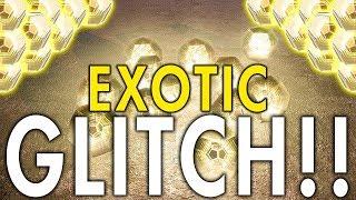 Destiny 2 EXOTIC ENGRAM GLITCH !!