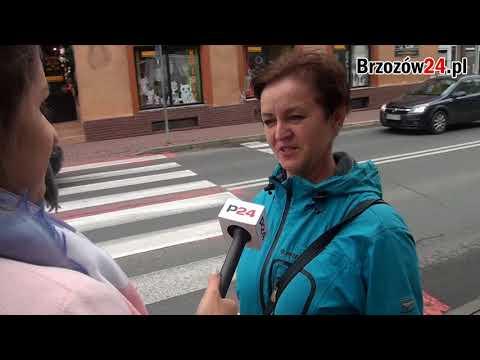Skrajne opinie mieszkańców Brzozowa o rządach PiS (FILM)