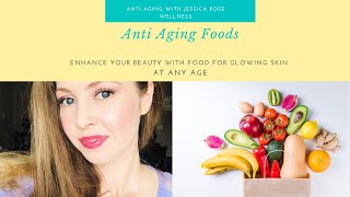 Anti Aging Foods and Lifestyle Tips To Promote Beautiful Skin