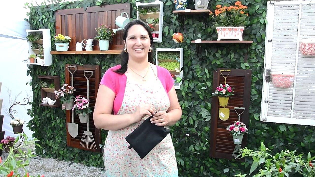 Jardinagem paisagismo reciclagem flores e temperos for Paisagismo e jardinagem