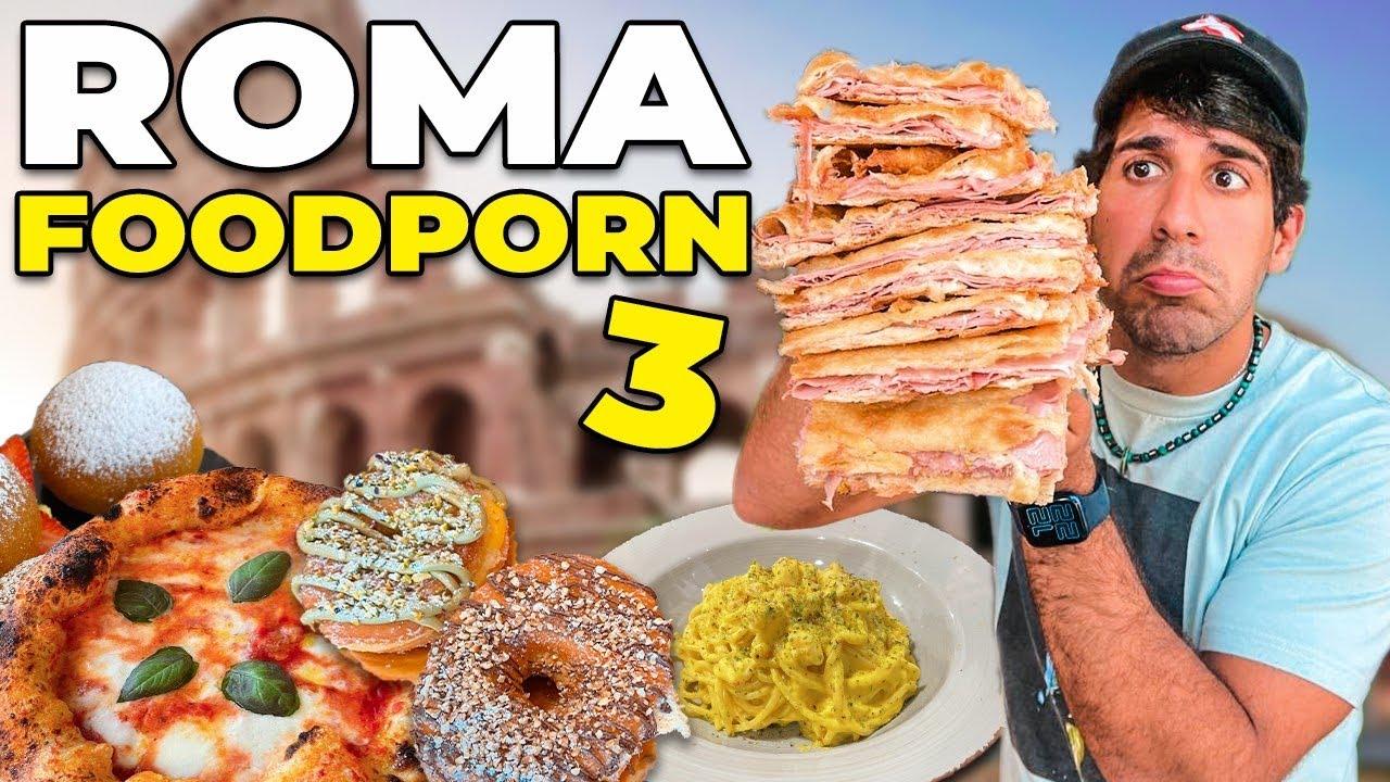 Download IL MIGLIOR ROMA FOODPORN DI SEMPRE