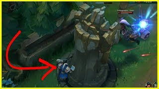 If Everything Coded As a Minion, Why It Can't Even Walk ?! - Best of LoL Streams #393