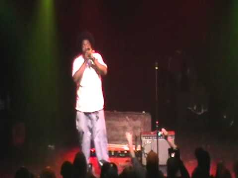 AFROMAN FULL SHOW @ REX THEATER PITTSBURGH PA 3-10-2013