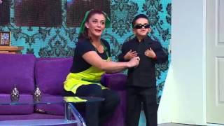 MCC Miguelito se prepara para su obra de teatro  - Detras del muro Año nuevo 2016