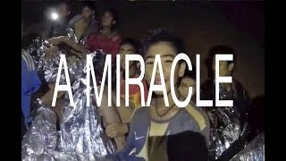 Aria Stone - A Miracle [Song for Thai Cave Rescue]