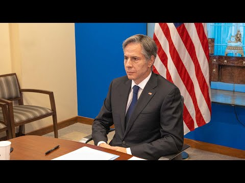 Secretary Blinken testifies before the House Committee on Foreign Affairs