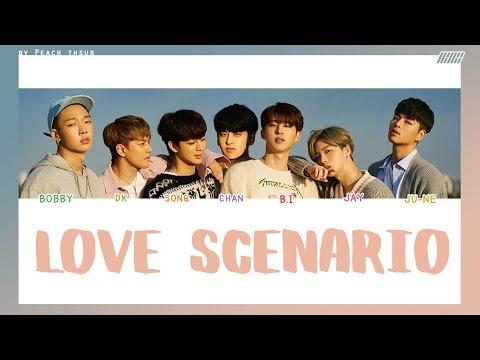 [COLOR CODED/THAISUB] iKON - Love Scenario #พีชซับไทย