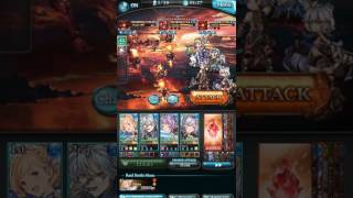 [Granblue Fantasy] Agni Solo [Level 100 Quatre + Level 100 Silva]