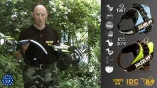 K9 Dog Harness Vs. Idc® Dog Harness - Official Test By Manufacturer
