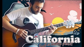 Hotel California - Acoustic Guitar Solo (Eagles)