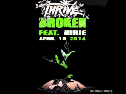 'Broken' by THRIVE! feat. Hirie (teaser) - April 15, 2014 on iTunes!