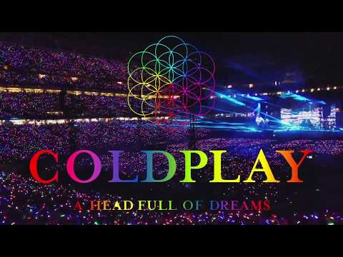 Coldplay Concert October 8th 2017
