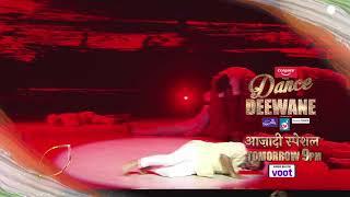 Dance Deewane - Tomorrow at 9 PM