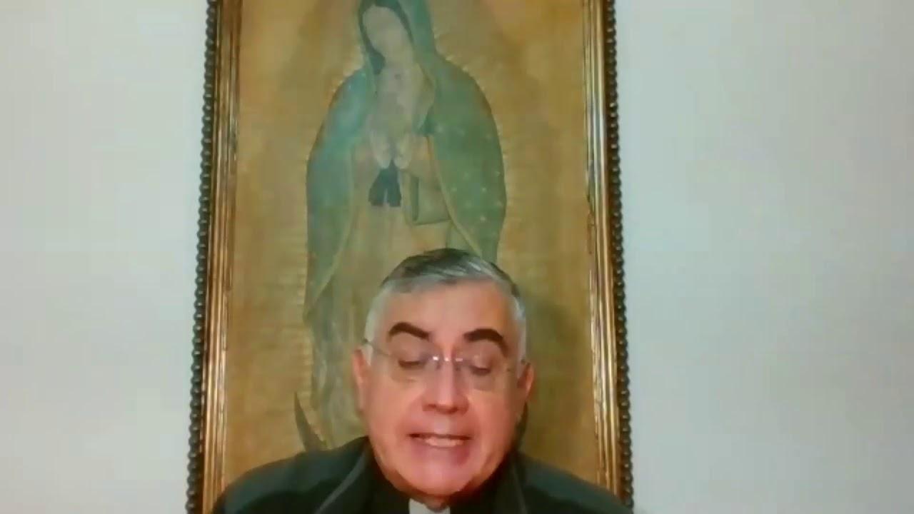 Oración Monseñor Guillermo Vera-Miércoles 15 de Julio 2020- ¡Señor, que llegue a ti nuestro clamor!