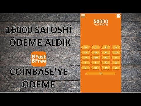 16000 SATOSHİ BTC ÖDEME KANITI  (GÜNDE 4-5 BİN SATOSHİ)