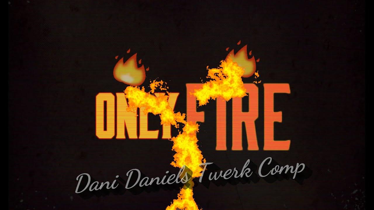 Download Dani Daniels 2019 Twerk Comp (Akadanidaniels)